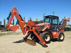 2014 Ditch Witch RT100 Ride-On 4x4 Tractor Trencher Backhoe A/C Cab bidadoo