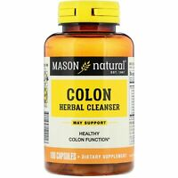 Detox Colon Body Cleanse 100 Capsules Maximum Strength 2000MG Diet Weight Loss
