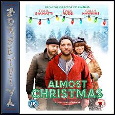 ALMOST CHRISTMAS -  Paul Rudd  *BRAND NEW DVD ****