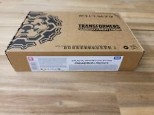 Brand New Transformers War For Cybertron Galactic Odyssey Paradron Medics
