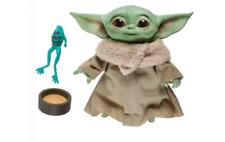 """MANDALORIAN Hasbro 7.5"""" Star Wars The Child Baby Yoda Talking Plush NEW IN BOX"""