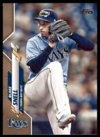 2020 Topps Series 2 Base Gold #507 Blake Snell /2020 - Tampa Bay Rays