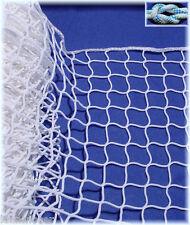 Schutznetz, Relingsnetz, Kinderschutznetz, 1 Meter breit, 45mm Masche, 3mm stark