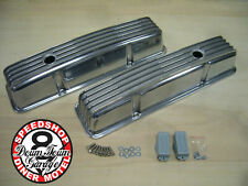 Chevrolet SmallBlock 283-400 V8 polish fined ALUMINIUM Ventildeckel