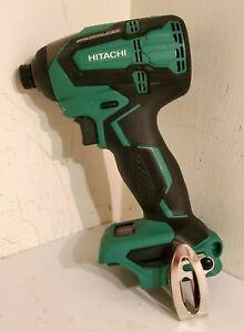 Hitachi WH18DBFL2 18V Cordless Impact Driver BARE TOOL ONLY
