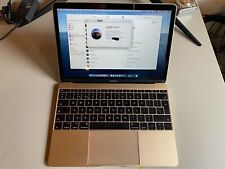 "Apple MacBook 12"" Laptop, 512GB - MNYL2B/A - (June, 2017, Gold)"