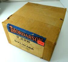 NOS Thordarson 90 Degree Deflection Yoke Y228 Sylvania Color TV Unopened Box