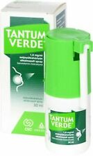 TANTUM VERDE SPRAY SORE THROAT ANTISEPTIC MOUTH 1,5MG/ML 30ML