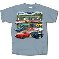 """Field of Dreams"" Ford T-Shirt - Several Cool Ford Vehicles SMALL. Free Shipping"