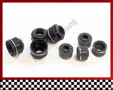 10 Stk. (Einlass) Ventilschaftdichtung für Honda XRV 750 Africa-Twin (RD04/07) -