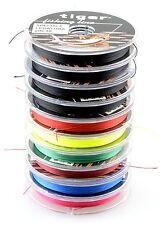 filo per riparazione canna da pesca legature anelli canne bolognesi spinning new