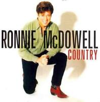 RONNIE MCDOWELL - COUNTRY NEW CD
