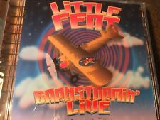 Barnstormin' Live Volume Two 2 (CD) Little Feat NEW
