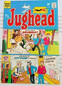 *  ARCHIE JUGHEAD 211 20c (NM 9.4) ULTRA High Grade 1972 White Pages *