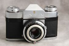 Zeiss Ikon Contaflex Alpha with 45mm 2.8 Pantar