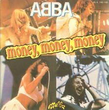 "Abba(7"" Vinyl P/S)Money, Money, Money / Crazy World-Melba-45 X 140149-U-Ex/Ex"