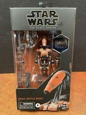 Star Wars Black Series 6? Battlefront Heavy Battle Droid EM7168