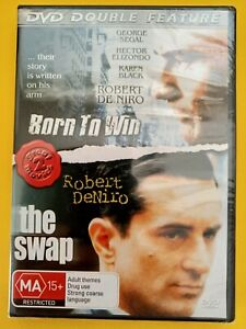 BORN TO WIN & THE SWAP - DOUBLE FEATURE