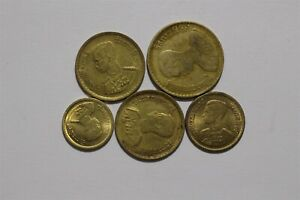 THAILAND OLD BRASS CURRENCY B34 WD3