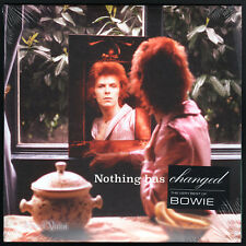 David Bowie - Nothing Has Changed (2014) [SEALED] 2-LP Vinyl; The Very Best of