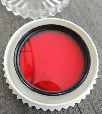 Tiffen 72mm 25 Red 1 Filter Made in USA