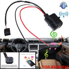 Bluetooth Module for BMW E39 E46 E53 3 Series Radio Stereo Aux Cable Adapter