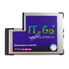 eSATA II 2.0 Combo to Express Card ExpressCard 54 54mm Adapter Converter