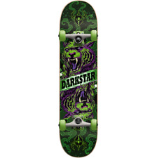 "Darkstar Zodiac Green 7.625"" Complete Skateboard"