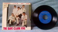 THE DAVE CLARK FIVE - BITS AND PIECES + 3 ORIGINAL SPAIN EP PICTURE SLEEVE  1964