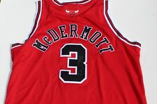 Doug McDermott Signed Chicago Bulls Authentic XL Basketball Jersey w/COA