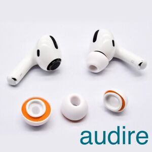Audire Hybrid Earbuds for AirPods Pros - Silicone & Memory Foam UK