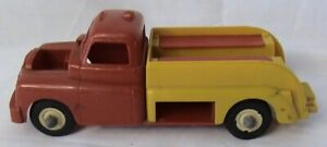 Vintage 1950's Louis Marx and Co Plastic Tow Truck