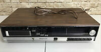 Rare Vintage Magnavox Stereo 8 Eight Track Player AM/FM Model IV908L WORKS