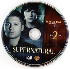Collezione originale SUPERNATURAL in DVD in ITALIANO - 12 stagioni
