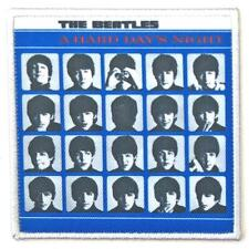More details for official licensed - the beatles - hard days night sew on patch lennon