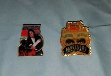 Michael Jackson Dangerous Pepsi Pin Set
