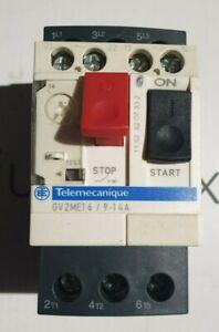 TELEMECANIQUE GV2ME16/9-14A MOTOR CIRCUIT BREAKER   (R4S5.2B3)
