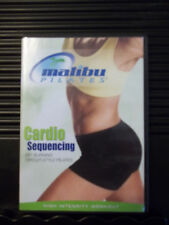 NEW! Malibu Pilates Cardio Sequencing DVD Fat Burning Circuit-Style Pilates