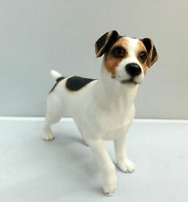 Jack Russell Dog Ornament Figurine Brand New Boxed