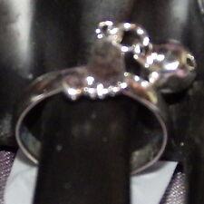 Bell Tassel Open Adjustable for Women New Toe Ring Stainless Steel Footprint