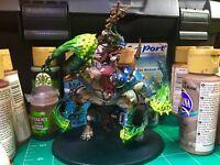 Warhammer Age Of Sigmar/Warhammer Fantasy Thanquol and Boneripper Pro Painted