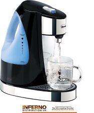 BREVILLE VKJ142 Hot Cup Energy Saving Dispenser Kettle Black Fast Boil 3KW