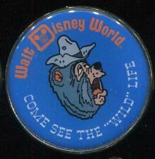 WDW Florida Project Mystery Character Buttons Big Al Disney Pin 84278