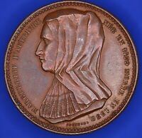 Belgium Margaret of Austria, Duchess of Savoy Medal by Jouvenel *[18167]