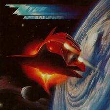 ZZ Top - LP -Afterburner - 1985 - Warner Bros WX 27 ( German Issue)