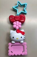 Hello Kitty Backpack Name Tag Holder Belt Loop Clip On