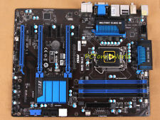 MSI Z77A-G45 Motherboard MS-7752 Socket 1155 DDR3 Intel Z77 100% working