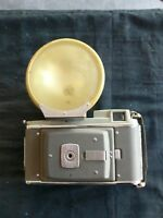 polaroid land camera model 80 with bc flash 281