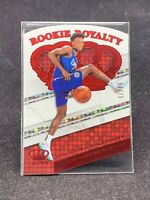 Shai Gilgeous-Alexander 1819 Crown Royale DieCut Rookie Royalty RED #60/75 RC