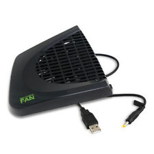 USB Side Cooling Fan External Side Cooler for Xbox 360 Slim Black KK